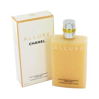 - ALLURE by Chanel Womens Body Scrub 6.8 oz