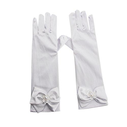 kid dress gloves - 9