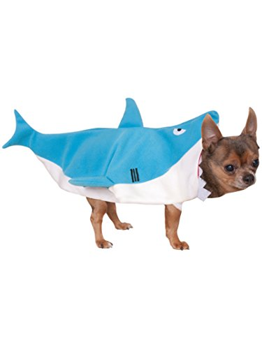 Pet Shark Costume (Rubie's Shark Pet Costume,)