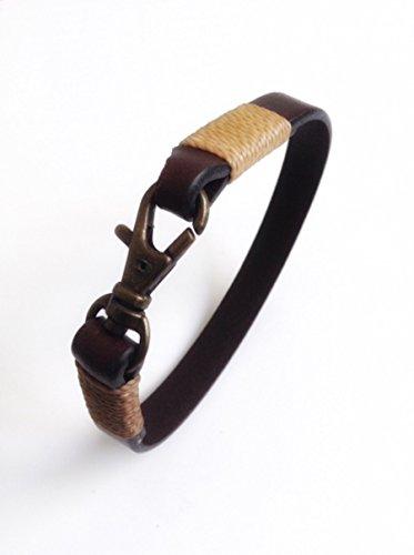 pulseras-de-cuero-para-hombre-leather-bracelet-82-inches