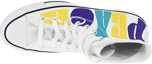 Converse 167892C_44, Tennis Mixte Adulte, White