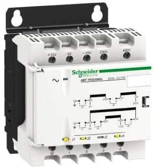 Schneider elec pia - lec 40 10 - Transformador monofasico d 230/400vca 115vac 100va