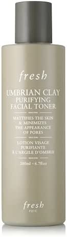Facial Toner & Astringent: Fresh Umbrian Clay