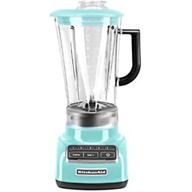 KitchenAid Blender ksb1575aq , Aqua Sky Color.