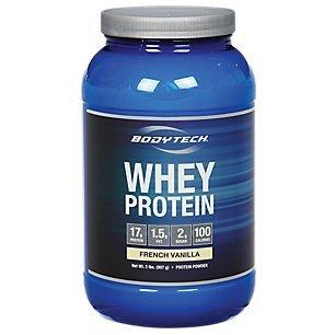 BodyTech Whey Protein - Vanilla
