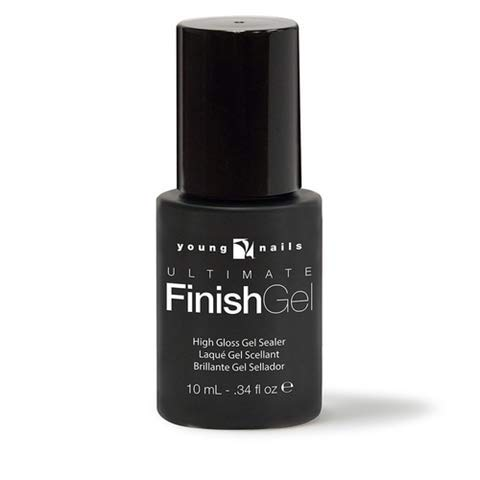 Young Nails Finish Gel by Premiere Salon and Nail Supply