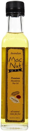 Mac Nut Oil Oil Macadamia Nut Xvrgn 8.5 (Mac Nut)