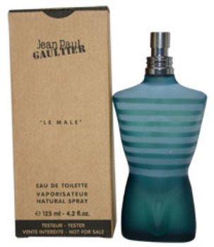 - Men Jean Paul Gaultier Le Male EDT Spray (Tester) 4.2 oz 1 pcs sku# 1742810MA