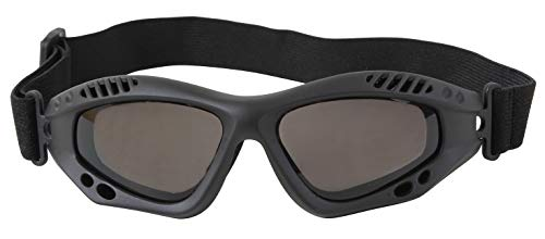 Rothco Black VenTec Tactical Goggle