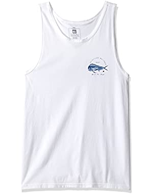 Waterman Men's Live to Fish Tank Mt1 Tee