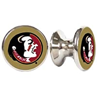 2-pack Drawer Pulls Georgia Bulldogs NCAA Stainless Steel Cabinet Knobs