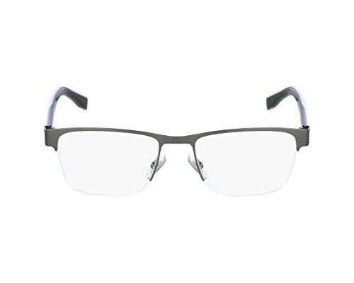 Hugo Boss eyeglasses BOSS 0683 3XQ Metal Matt Silver - - Boss Hugo Glasses Rimless