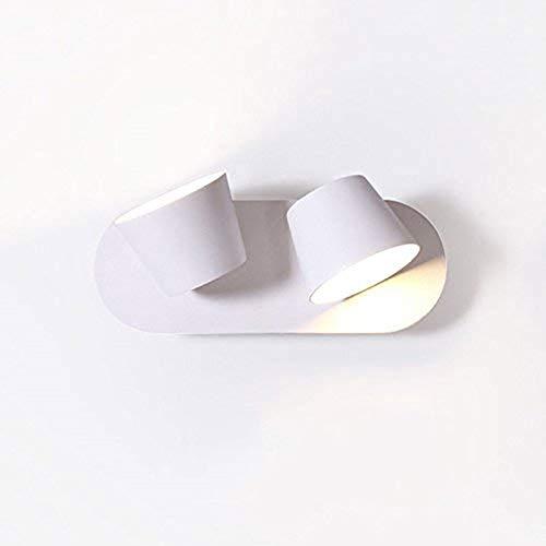 Erosb 現代ミニマリスト様式LEDのベッドサイドの読書壁ランプ、居間の通路の寝室のロフトの壁ランプ   B07QYMXCDV