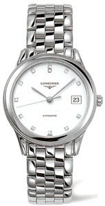 Longines Transparent Watch (Longines Les Grandes Classiques Diamond Markers Flagship Automatic Transparent Case Back Men's Watch)