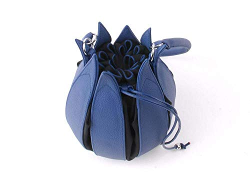 071304 Structure En Sac À Tulip Main Bleu Bylin Egq4FF
