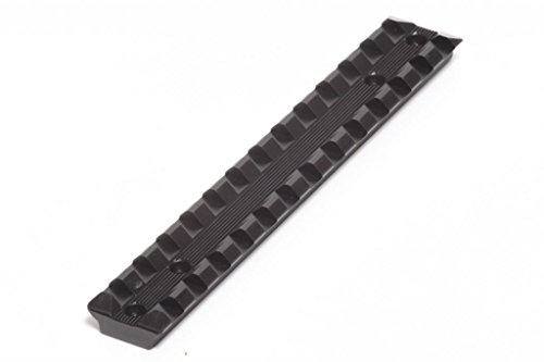 LongShot Low Profile Black Anodized Picatinny Top Rail for Hi-Point Original 995 carbine models Original Black Anodized