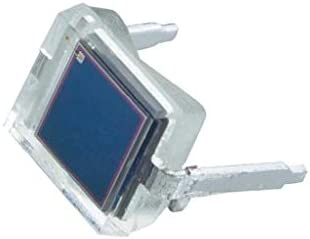 2x BPW34-V PIN IR photodiode 400-1000nm 65° THT BPW34 VISHAY TELEFUNKEN