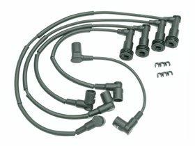 Porsche 924S 951 Karlyn Turbo Bujía Cables Juego de cables de encendido