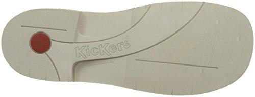 Kickers Enfant Rose Classiques Mixte Bottes Beige Col beige zTrqBz
