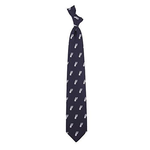 San Antonio Spurs Prep Silk Necktie by Eagles Wings