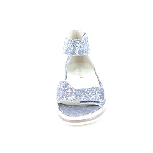 30 Damen 179 Wörishf Sandaletten 328920 Sandl Blau Blau Beq Waldläufer 351005 206 RXdfCwqqx