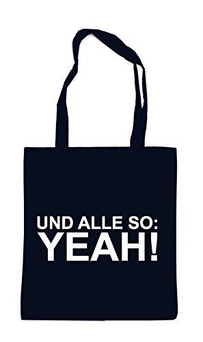 Und Alle So: Yeah! Bag Black