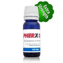 PherX phéromone huile pour les hommes (attirer les femmes) - La science de l'attraction-15ml Bouteille
