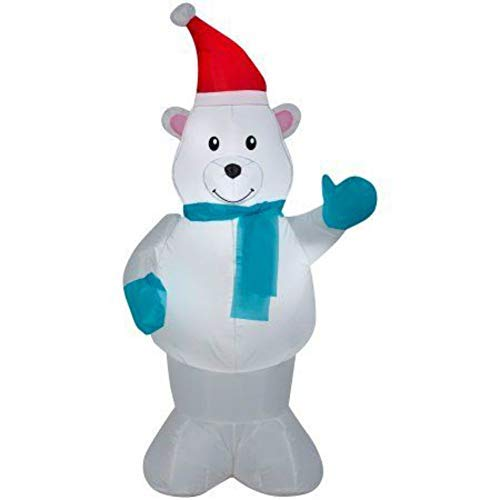 Lighted Christmas Bear Outdoor in US - 7