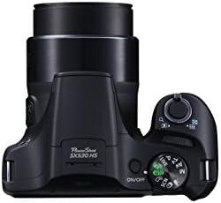 Canon PowerShot SX530 Digital Camera w/ 50X Optical Zoom – Wi-Fi & NFC Enabled (Black) 31r97eq6KdL
