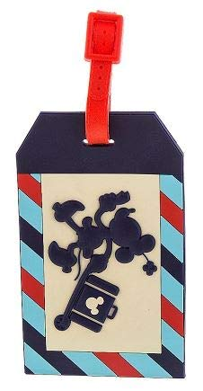 4739033efe80 WDW Parks - Luggage Tag - Minnie Mouse - Travel with Character at ...
