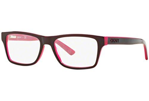 DKNY DY4669 Eyeglass Frames 3686-53 - Bordeaux Pink DY4669-3686-53