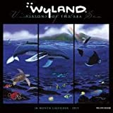 Quality 2019 WYLAND Calendar with Free Rock Music MEMOROBILIA (Key Chain, Pen,Magnet,Card ETC.) Calendar Planner,Calendar Wall,Pocket, Monthly,DO IT All,Gallery Edition