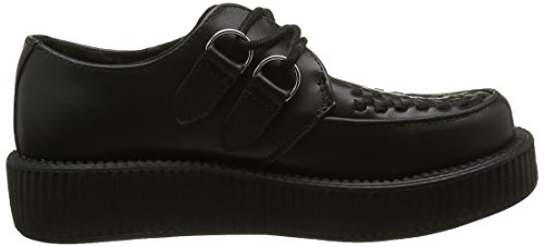 T K U Noir Viva Baskets Creeper Basses Mondo Mixte Adulte 5rZ5zqd