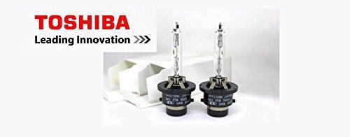Toshiba D4S Xenon HID Bulbs