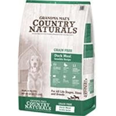 Country Naturals Grain Free Limited Ingredient Dog Duck, 14lb