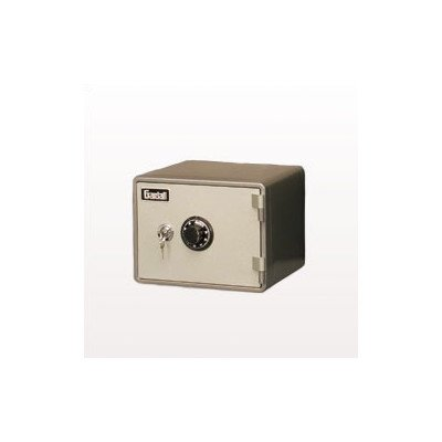 Horizontal One-Hour Fire Resistant Microwave Safe Lock Type: Combination And Key Lock, Size: Small