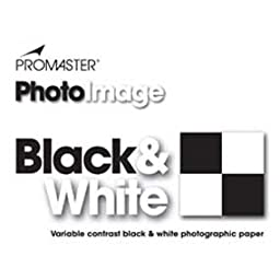 PhotoImage B & W VC Photo Paper, 8x10, 100 Sheets, Luster