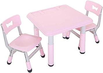 Juego de mesa y silla para niños 1-8 años de edad Muebles de ...
