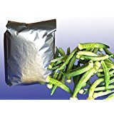 Dried Okra Chips, 2 lbs Pack of 3
