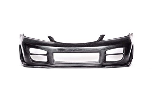 4dr R34 Body Kit (Honda Civic 2DR / 4DR 2004-2005 R34 Style 1 Piece Polyurethane Front Bumper manufactured by KBD Body Kits. Extremely Durable, Easy Installation, Guaranteed Fitment and Made in the USA!)