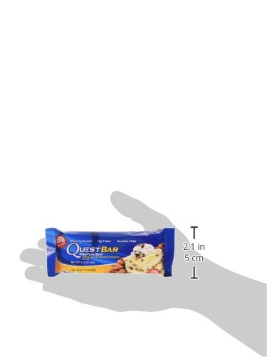 Quest Nutrition Quest Protein Bar Vanilla Almond Crunch Bar, 12 Count, 25.4 Ounce