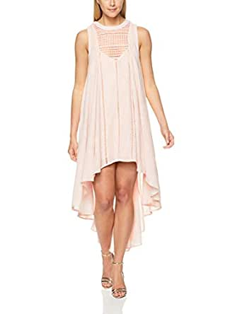Three of Something Women's Beyond The Breakers Dress, Blush, Extra Small