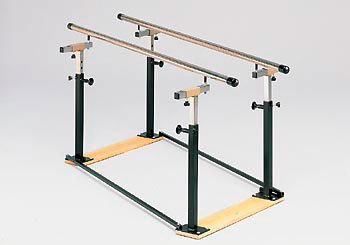 Clinton Folding Parallel Bars 7' Adjustable Folding Parallel Bars