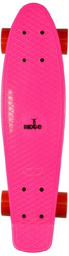Ridge Retro Mini Cruiser Board 22 – UK Manufactured – Pastel Series