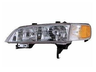 Honda Accord Headlight OE Style Replacement Headlight Left Driver Side (94 Accord Headlights Driver Side compare prices)