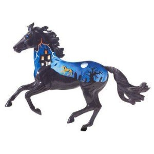 Twilight Terror - 2007 Breyer Halloween Horse -