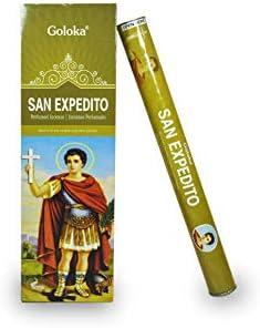 Bosalla Lamare wierookstokjes geur San Expedito 6 buisjes x 20 stokjes