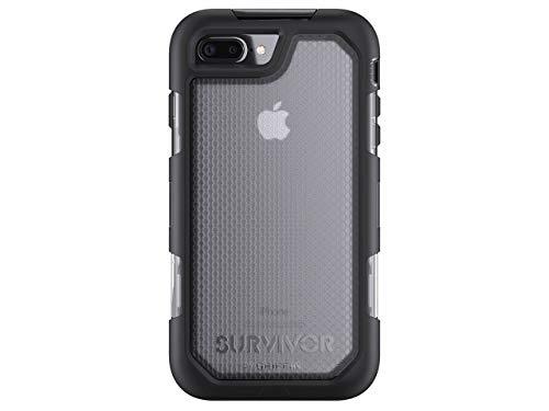 Griffin Survivor Summit for iPhone 7 Plus, Black (Best Griffin Technology Iphone 6 Plus)