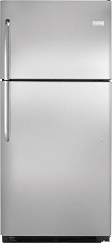 DMAFRIGFFHT2131QS - Frigidaire 20.5 Cu. Ft. Top Freezer (Frigidaire Optional Ice Maker Refrigerator)