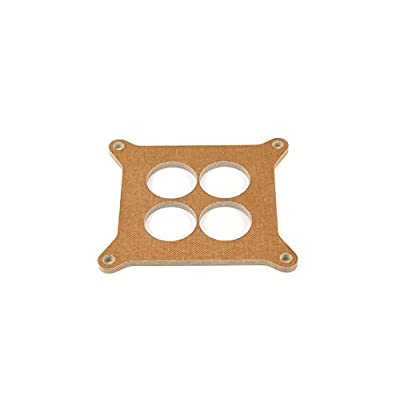 "Canton Racing Products 85-154 Phenolic Carburetor Spacer (For 4150/4160 Holley 4 Hole 1/4""): Automotive"